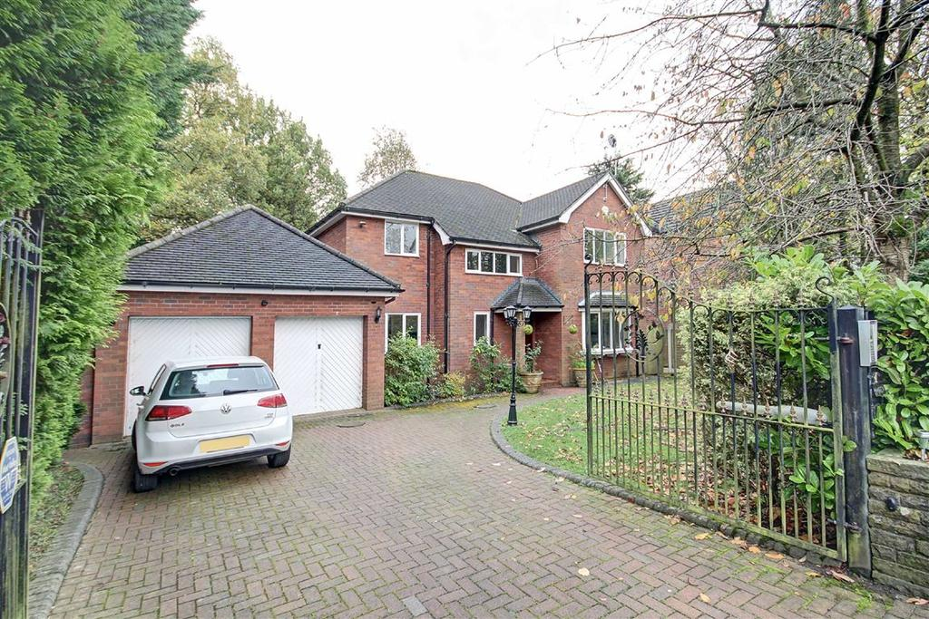 4 Bedrooms Detached House for sale in High Elm Road, Hale Barns, Cheshire