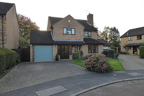 3 bedroom detached house for sale - Tansy Close, West Hunsbury, Northampton, NN4