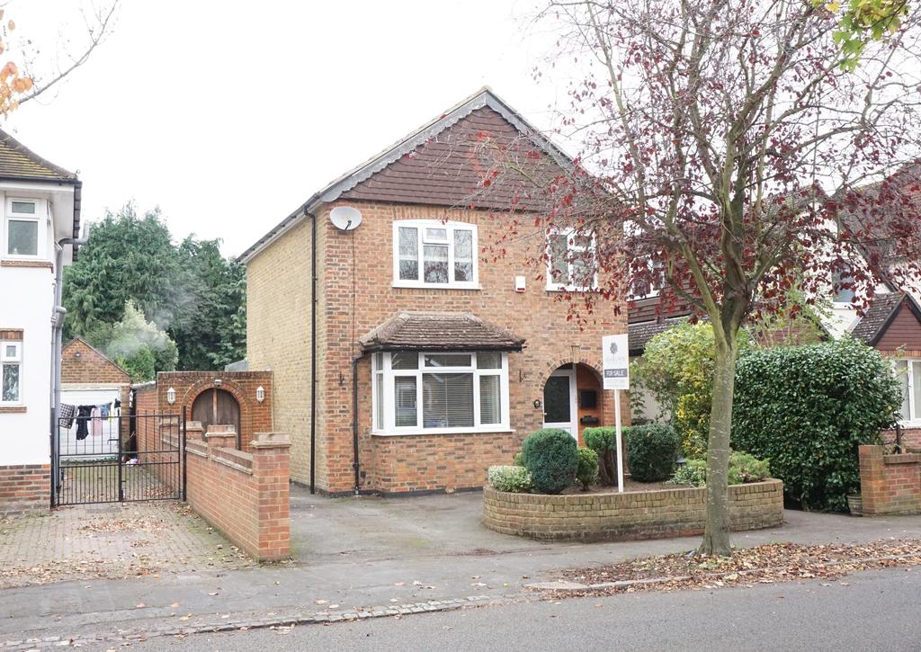 4 Bedrooms Detached House for sale in St Bernards Road, Langley, Slough SL3