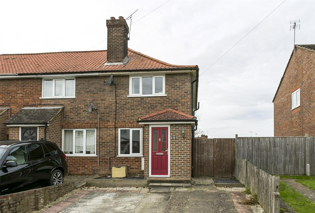 2 Bedrooms End Of Terrace House for sale in Cramptons Road, Sevenoaks, Kent