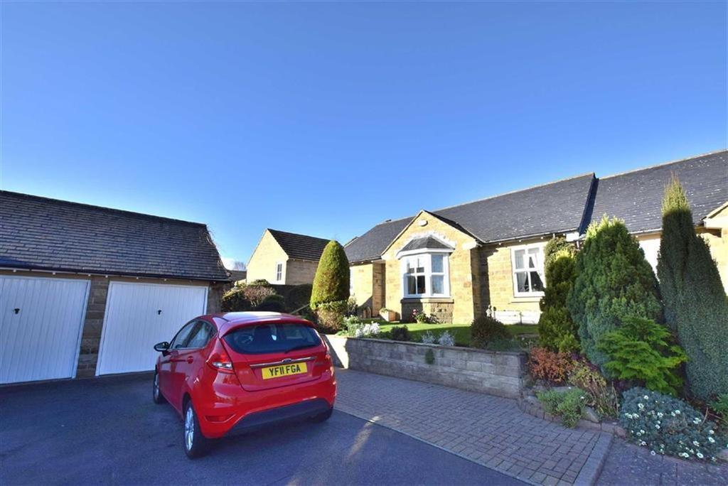 2 Bedrooms Semi Detached Bungalow for sale in Gilling Wood Close, Richmond, North Yorkshire