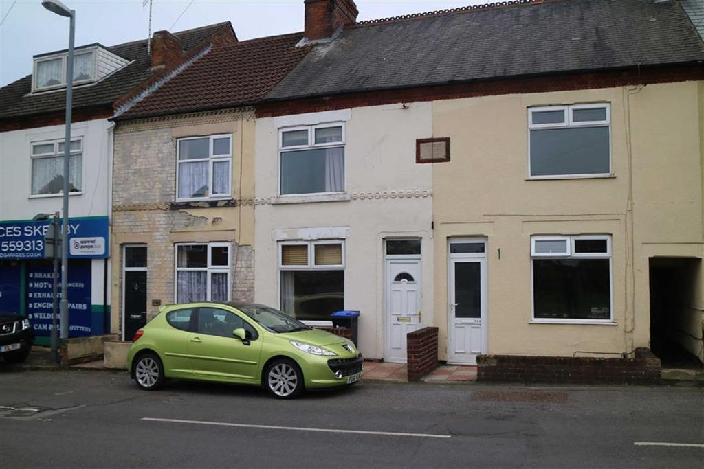 3 Bedrooms Terraced House for sale in Forest Road, Skegby, Notts, NG17