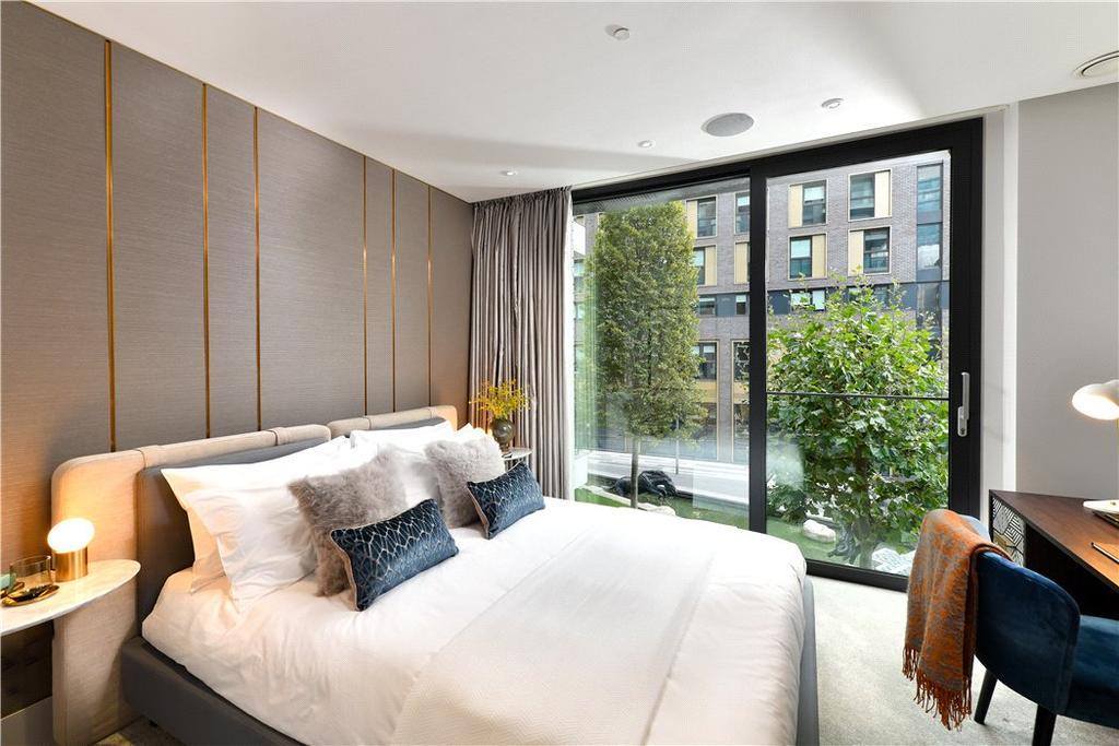 3 Bedrooms Flat for sale in Goodman's Fields, Leman Street, Aldgate, London, E1