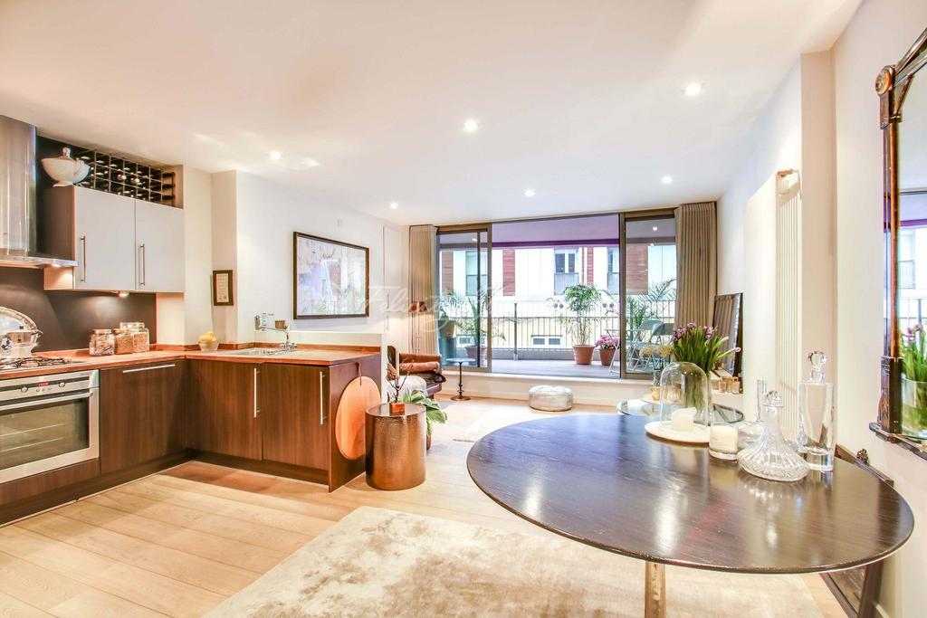 1 Bedroom Flat for sale in The Space Works, E1