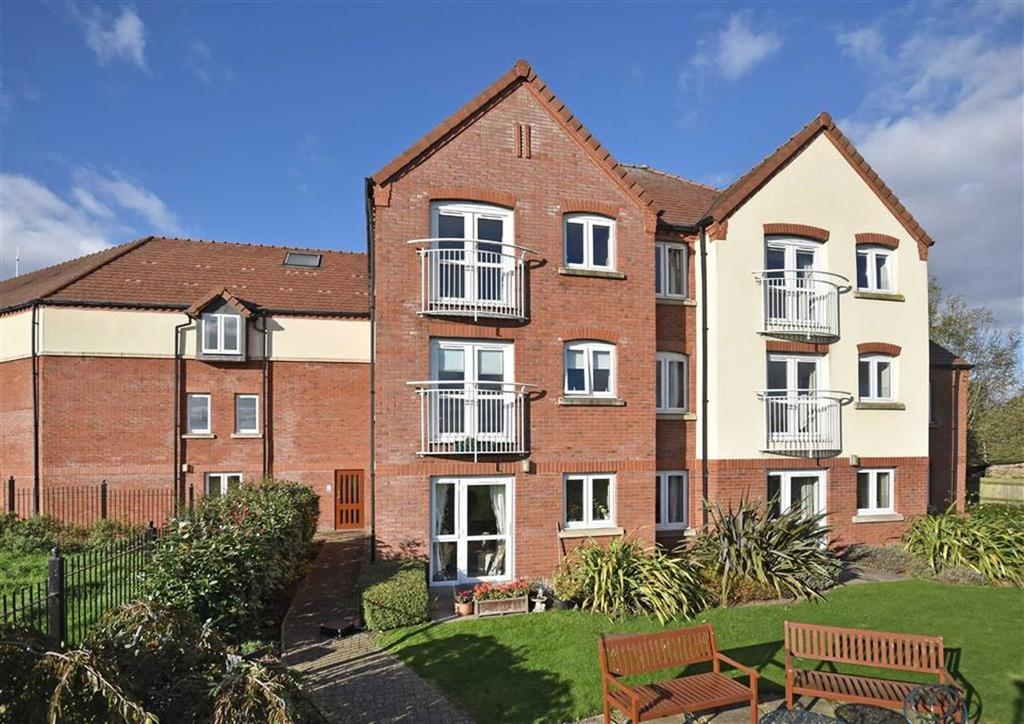 1 Bedroom Apartment Flat for sale in 29 Farthings Court, Kings Loade, High Town, Bridgnorth, Shropshire, WV16