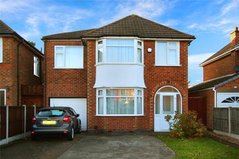 4 bedroom detached house for sale - Greythorn Drive, West Bridgford, Nottingham, NG2