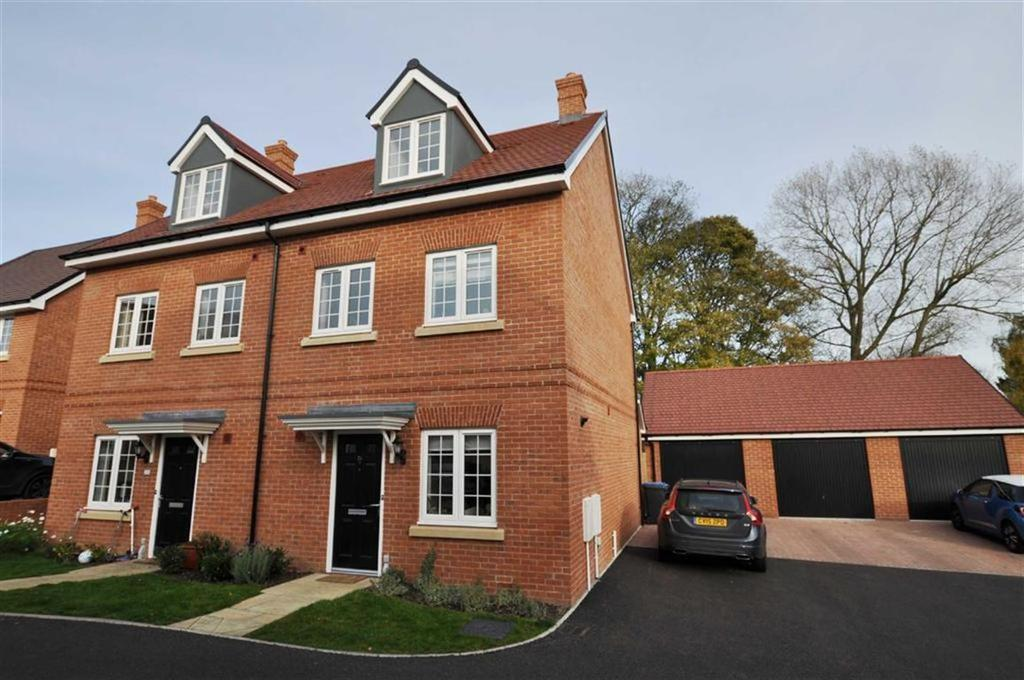 4 Bedrooms Town House for sale in Marlow Green, Bishops Itchington