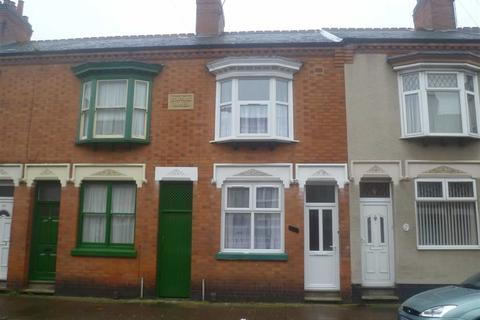 2 bedroom terraced house to rent - Wolverton Road, West End, Leicester