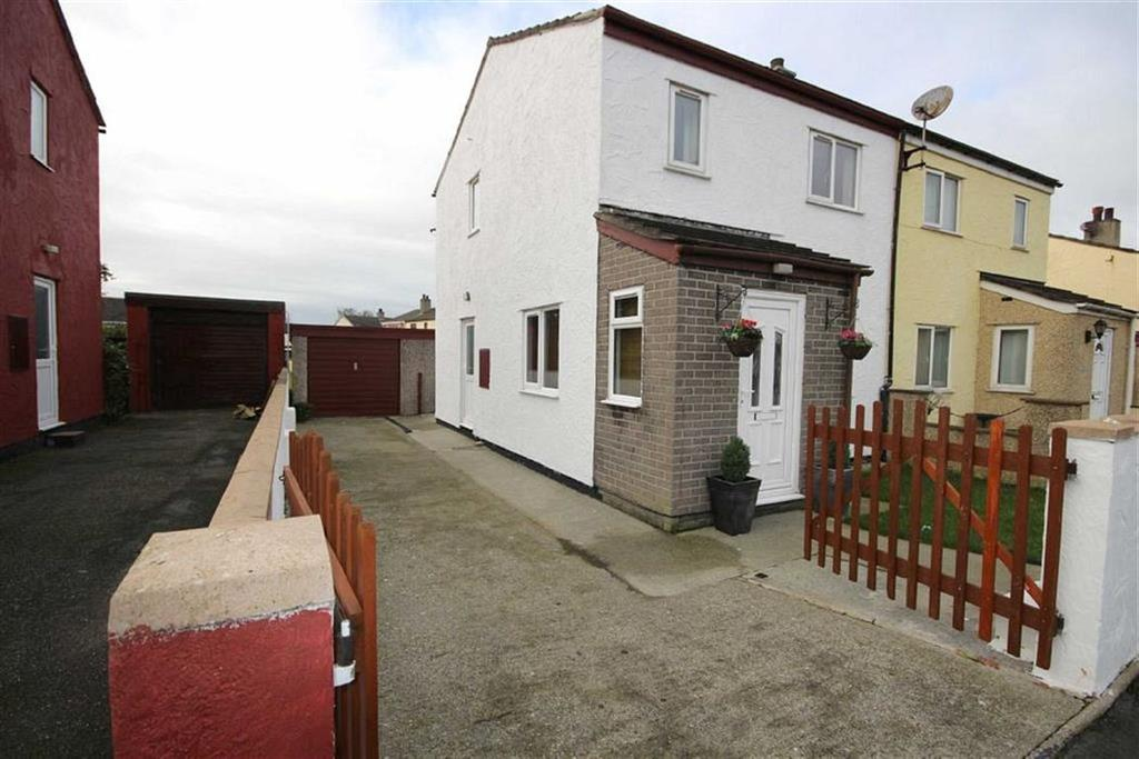 3 Bedrooms Semi Detached House for sale in Gaerwen Uchaf, Gaerwen, Anglesey, LL60