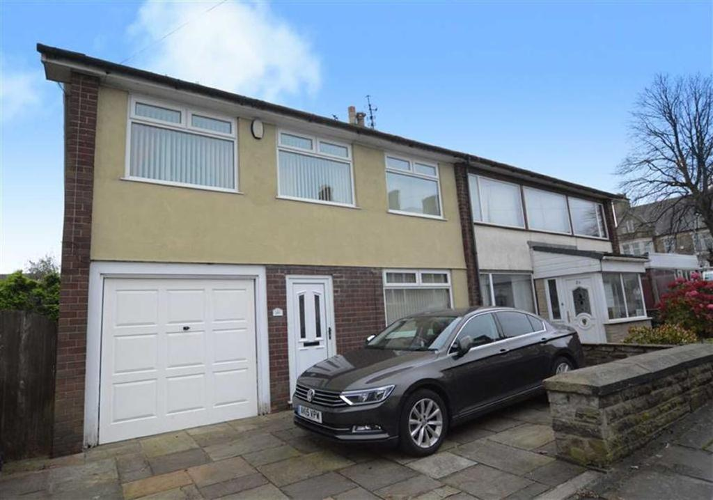 4 Bedrooms Semi Detached House for sale in Moss Hall Road, Accrington, Lancashire, BB5