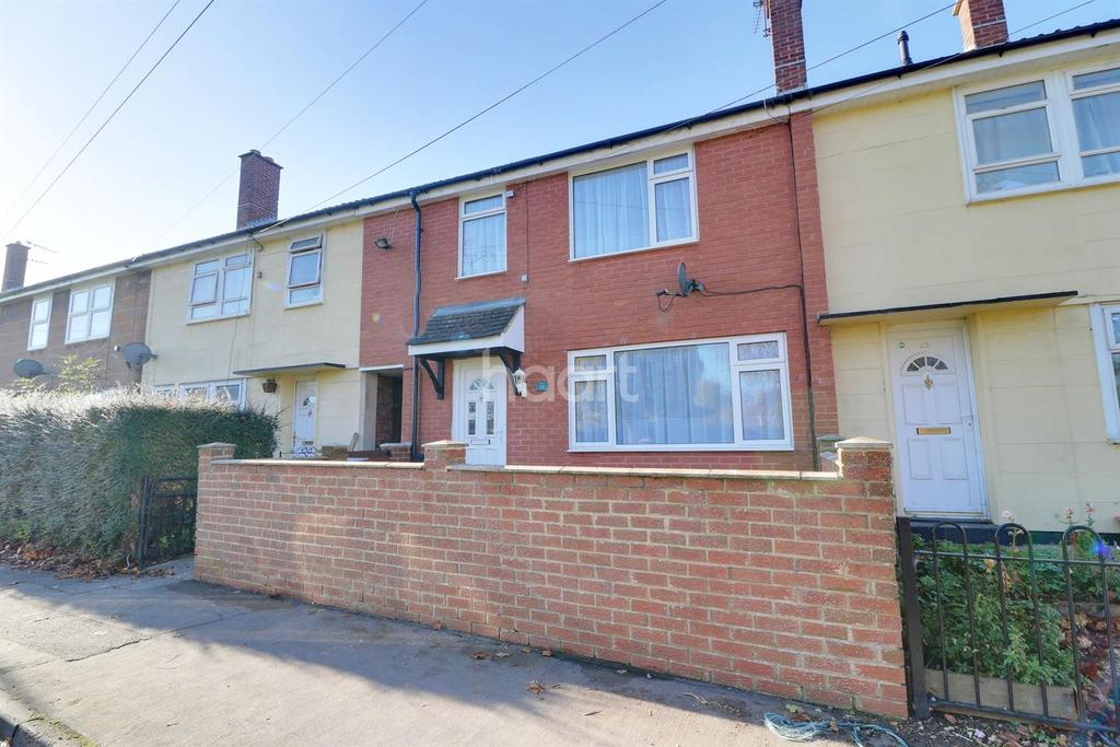 3 Bedrooms Terraced House for sale in Wilcot Avenue, Swindon, Wiltshire