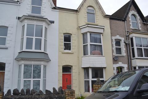 6 bedroom terraced house to rent - Eaton Crescent, Swansea