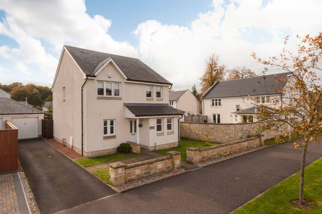 4 Bedrooms Detached House for sale in 2 Saint Davids Avenue, DALKEITH, EH22 3FF