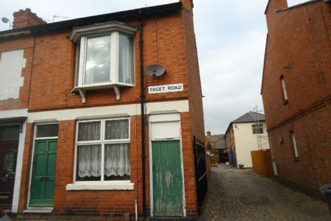 2 bedroom end of terrace house for sale - Paget Road, off Fosse Road North, Leicester, LE3