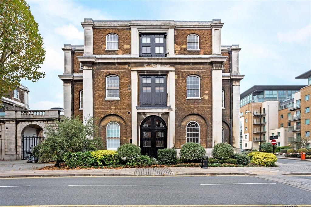 2 Bedrooms Flat for sale in Building 36A, Cadogan Road, Woolwich, London, SE18