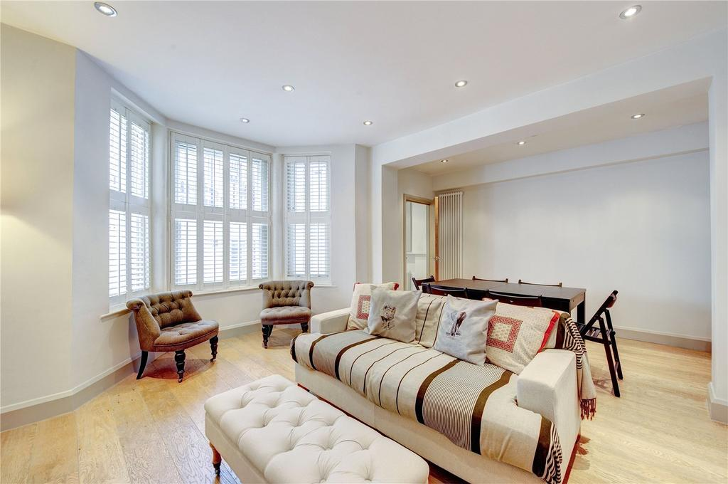 2 Bedrooms Flat for sale in Iverna Gardens, London, W8