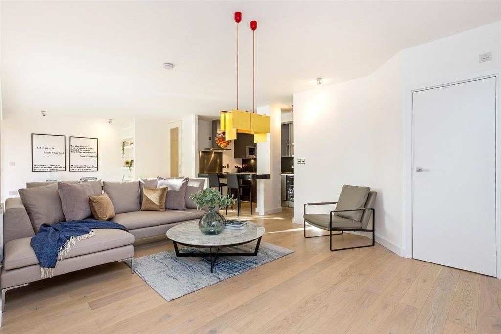 1 Bedroom Flat for sale in Matisse Court, 15-18 Featherstone Street, Shoreditch, London, EC1Y