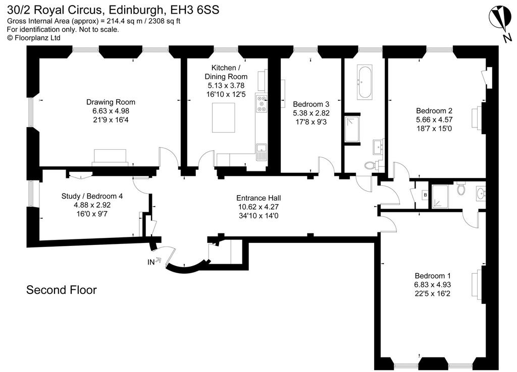 Floorplan: Picture No. 25