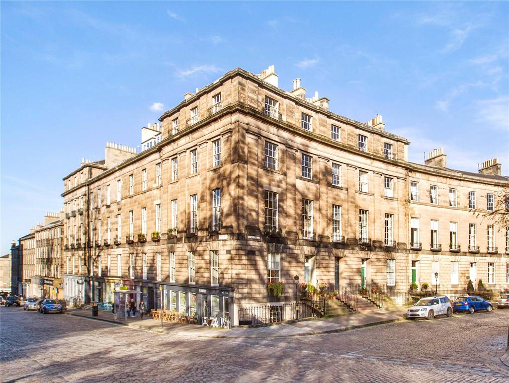 4 Bedrooms Flat for sale in 30/2 Royal Circus, New Town, Edinburgh, EH3