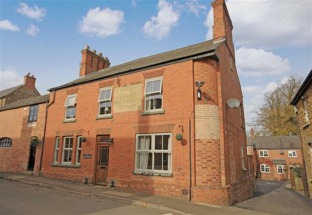 3 Bedrooms Unique Property for sale in High Street, Somerby, Leicestershire
