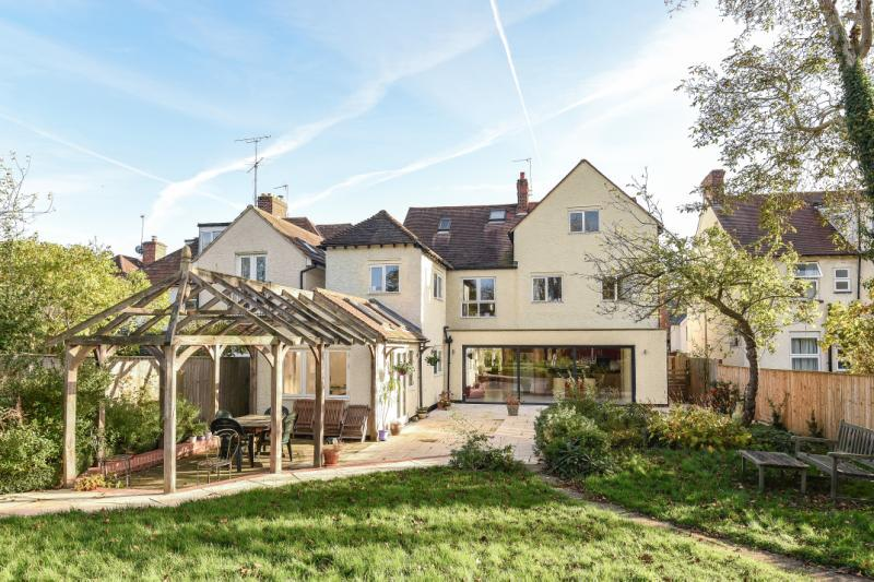 6 Bedrooms Detached House for sale in Victoria Road, Oxford