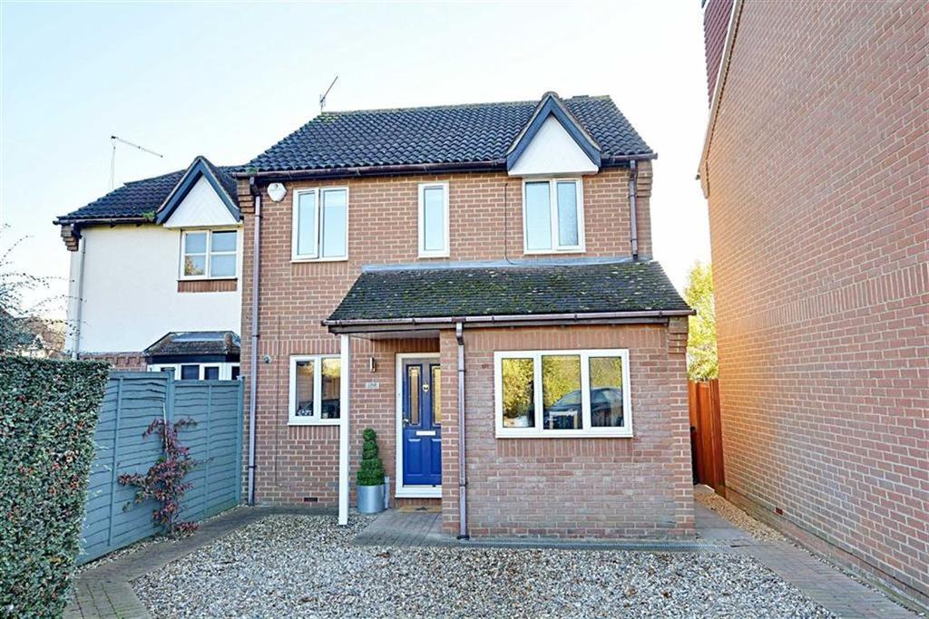 3 Bedrooms Detached House for sale in Reynard Way, Hertford, Herts, SG13