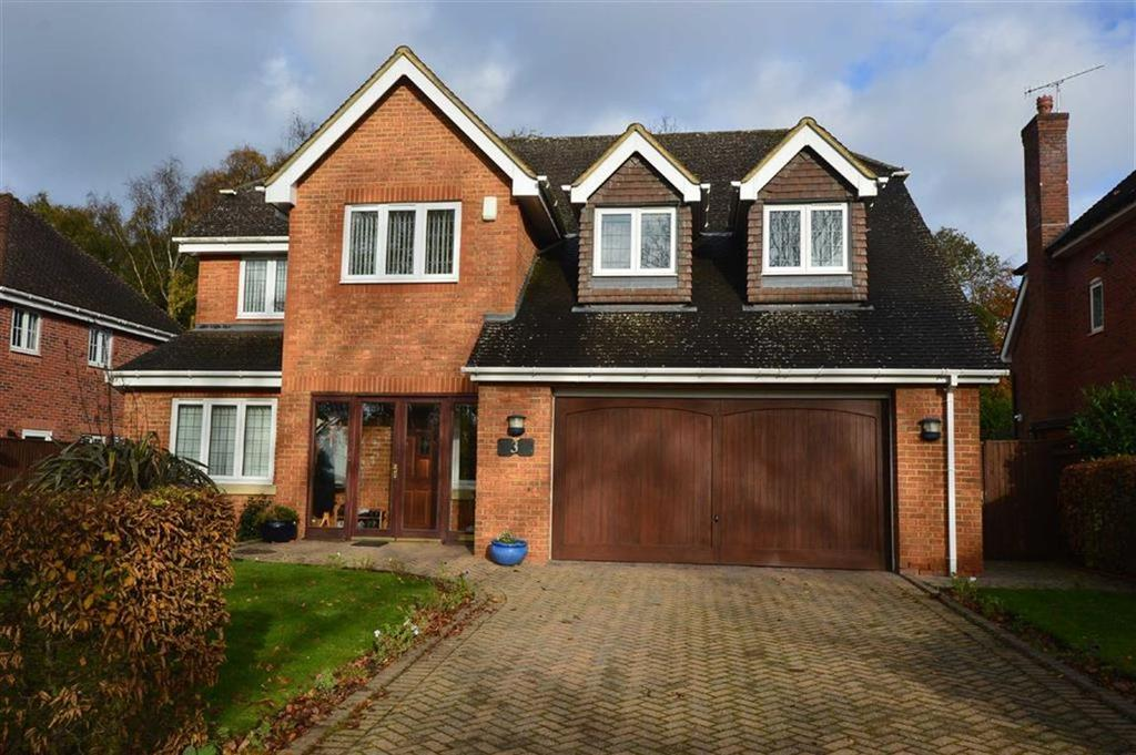 5 Bedrooms Detached House for sale in Rotherwood, West Road, Noctorum, CH43