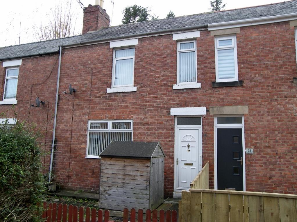 3 Bedrooms Terraced House for sale in Pretoria Ave, Morpeth