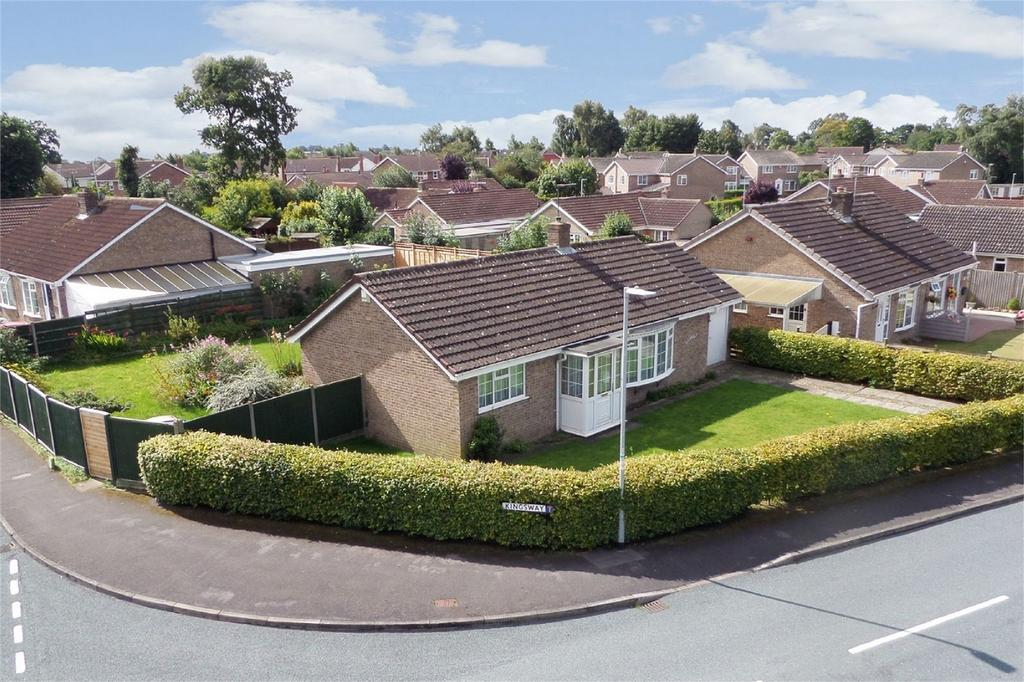 2 Bedrooms Detached Bungalow for sale in 1 Kingsway, Stamford Bridge, York