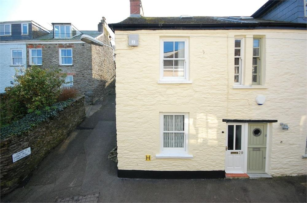 3 Bedrooms End Of Terrace House for sale in Polruan, Fowey, Cornwall