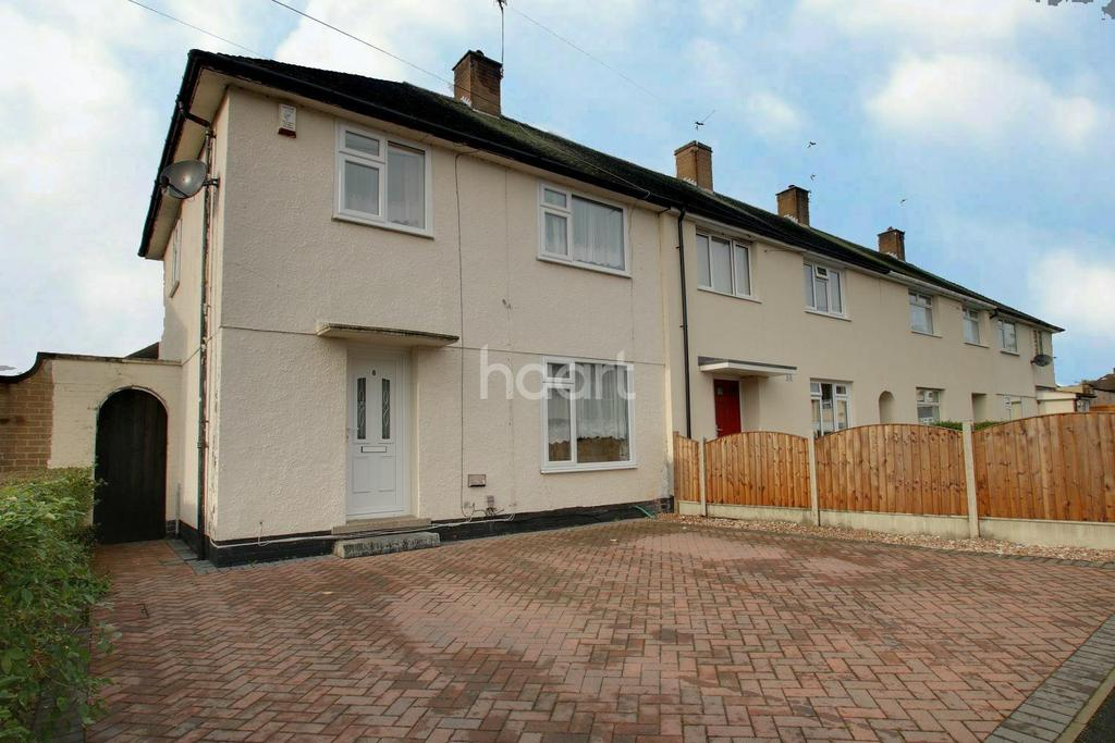 3 Bedrooms Semi Detached House for sale in Tamworth Grove, Clifton, Nottinghamshire