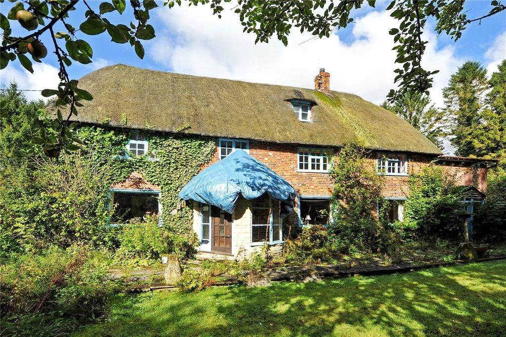 5 Bedrooms House for sale in Woodborough, Pewsey, Wiltshire, SN9