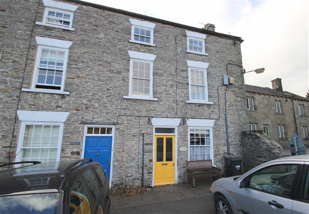 3 Bedrooms Terraced House for sale in Grove Square, Leyburn, North Yorkshire