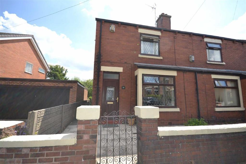 2 Bedrooms Semi Detached House for sale in Billinge Road, Pemberton, Wigan, WN5