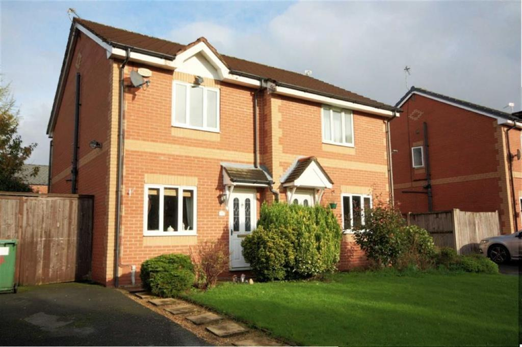 2 Bedrooms Semi Detached House for sale in Oakthorn Grove, Haydock, St Helens, WA11
