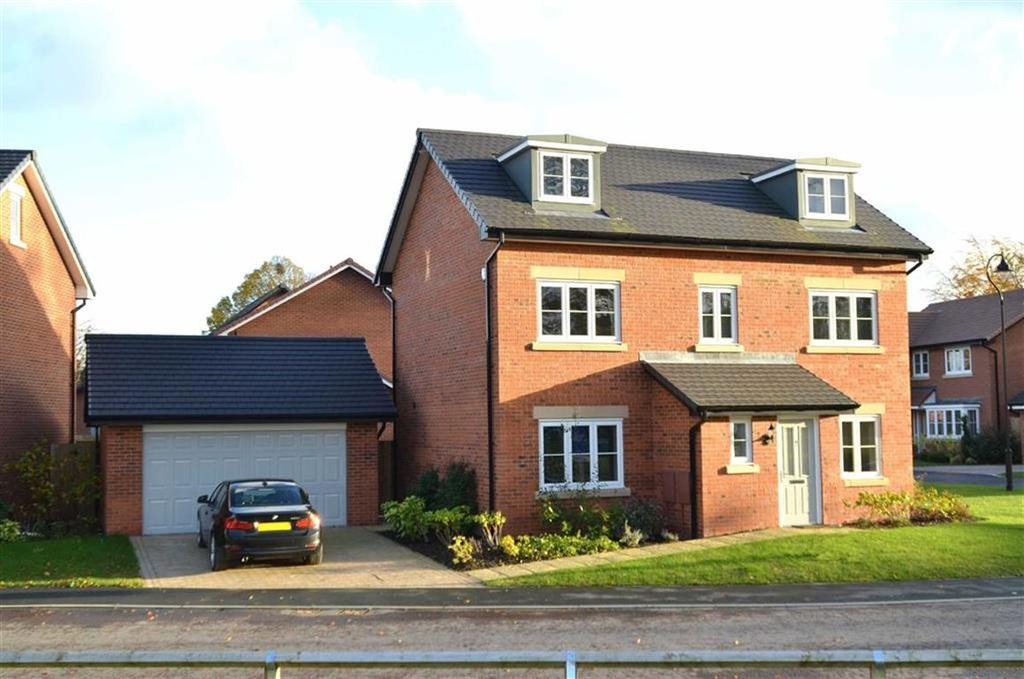 5 Bedrooms Detached House for sale in Bronte Walk, Backford, Chester