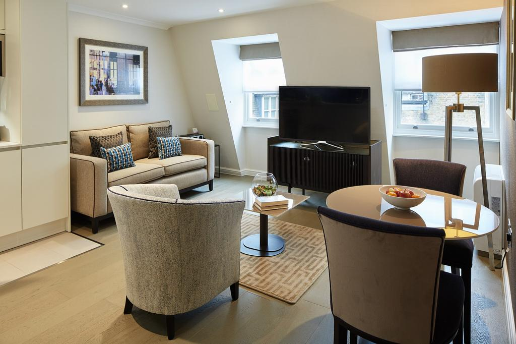 1 Bedroom Flat for rent in Cheval Calico House, Bow Lane, City, London, EC4M