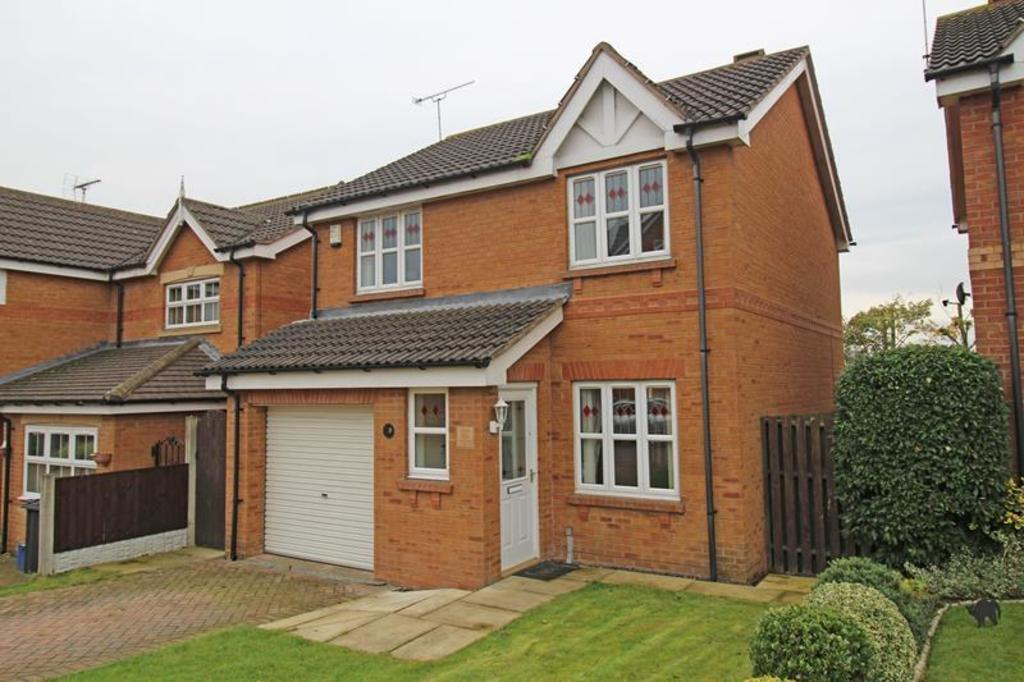 3 Bedrooms Detached House for sale in Pasture Croft