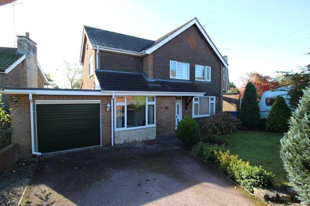4 Bedrooms Detached House for sale in 7 Westfield Drive