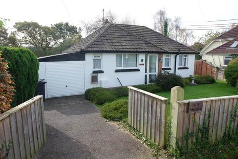 3 bedroom detached bungalow for sale - Tews Lane, Bickington
