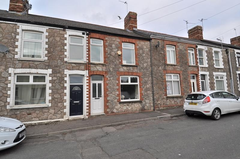 3 Bedrooms Terraced House for sale in 5 Chamberlain Row, Dinas Powys, The Vale Of Glamorgan. CF64 4PJ