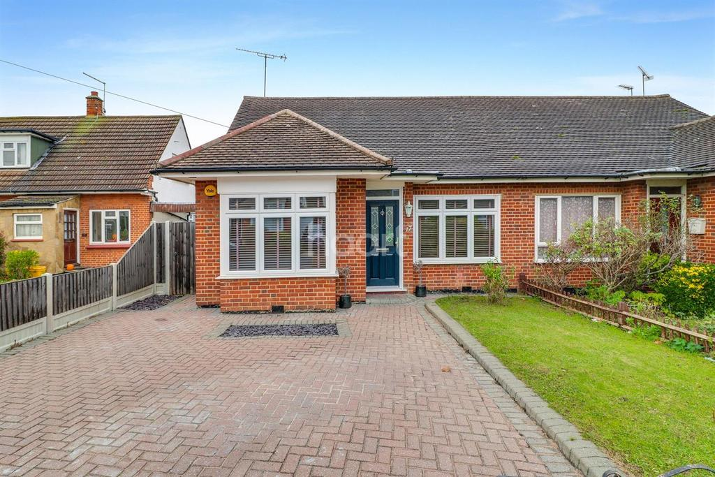 2 Bedrooms Bungalow for sale in Danesfield, South Benfleet