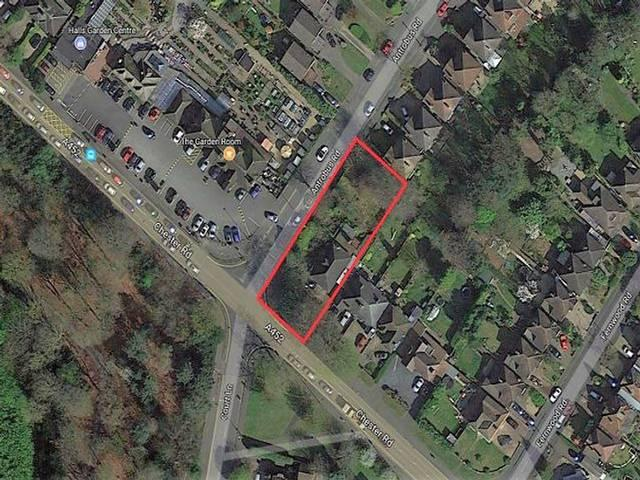 Plot Commercial for sale in Chester Road,Sutton Coldfield,West Midlands