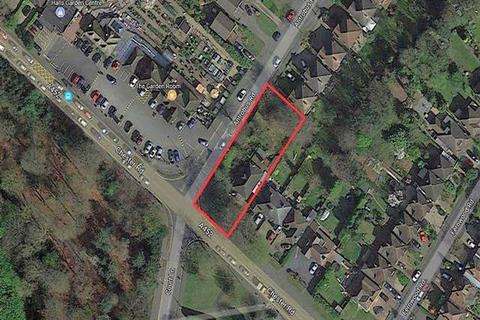 Plot for sale - Chester Road,Sutton Coldfield,West Midlands