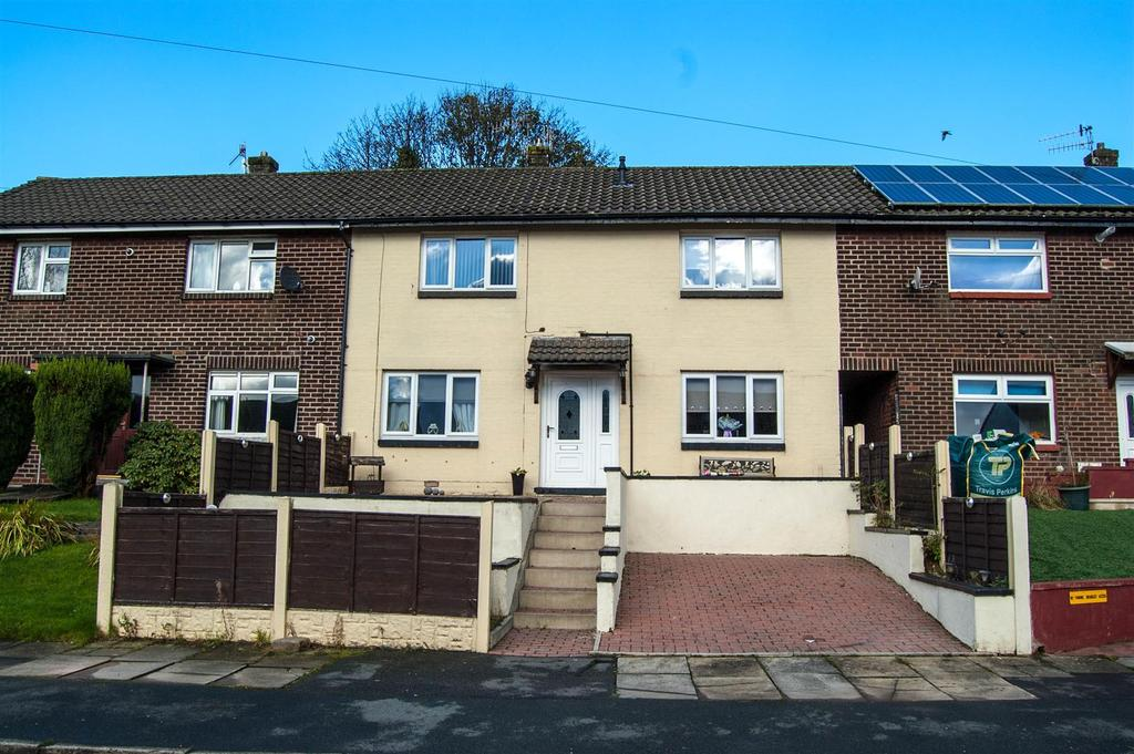 3 Bedrooms Semi Detached House for sale in Bowland Avenue, Burnley