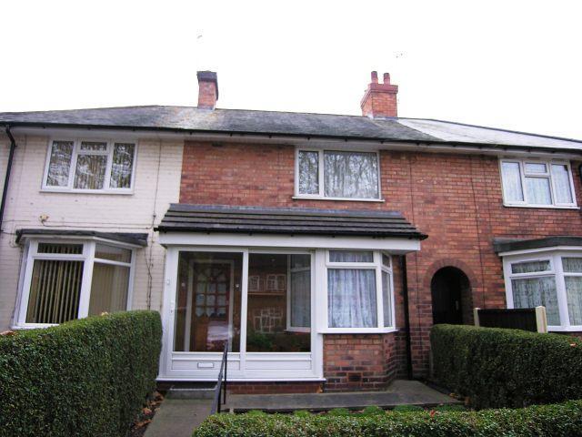3 Bedrooms Terraced House for sale in Binstead Road,Kingstanding,Birmingham