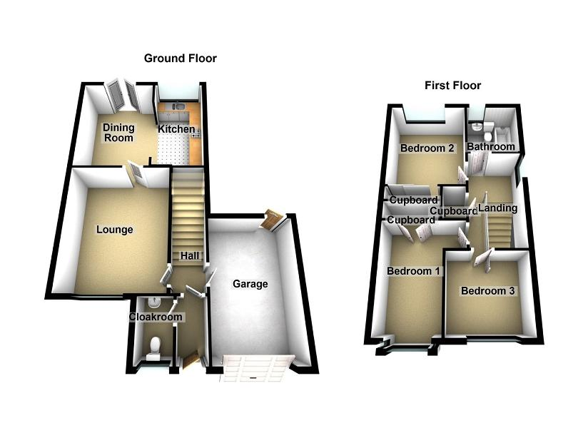 Floorplan: Entire Floorplan