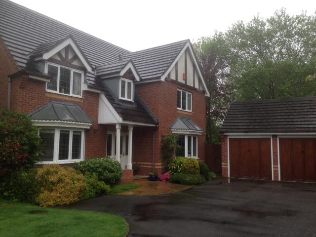 5 Bedrooms Detached House for rent in The Meadows, Brewood ST19