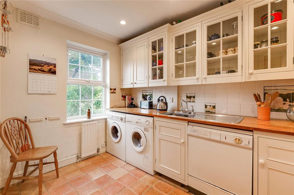 3 Bedrooms Terraced House for sale in Dartmouth Place, Chiswick, London