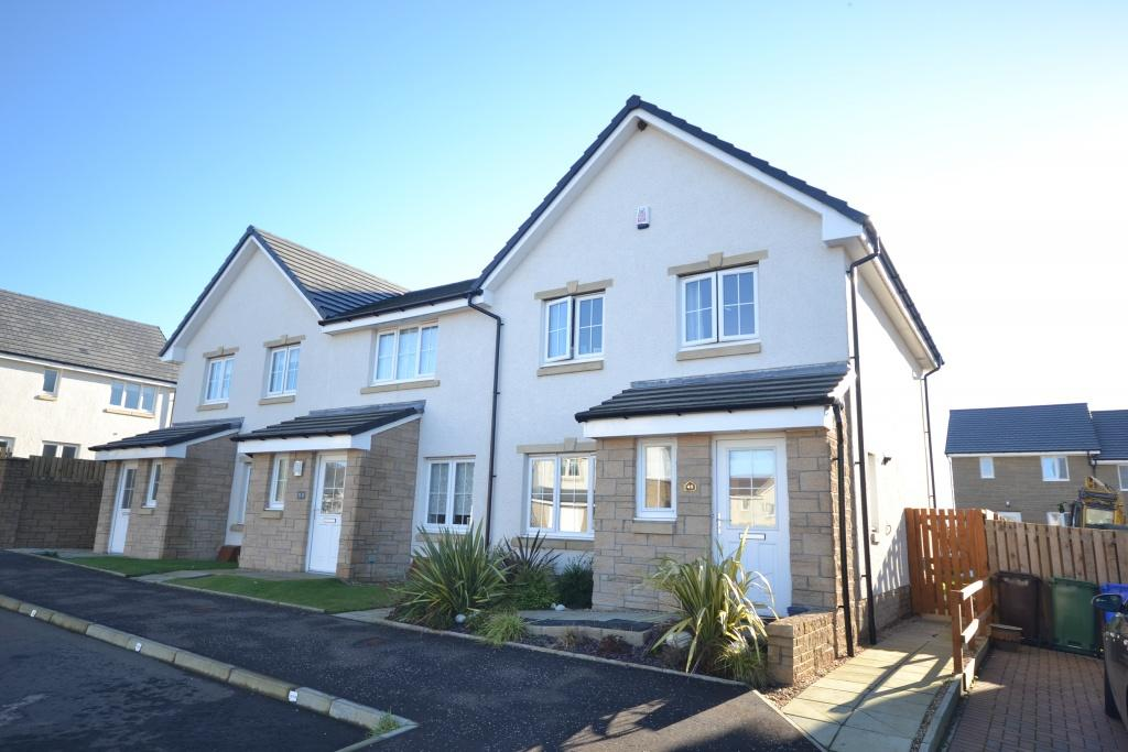 3 Bedrooms End Of Terrace House for sale in 48 Adlington Gardens, Troon, Barassie, KA10 7FJ